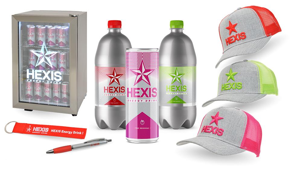 Produits HEXIS Energy